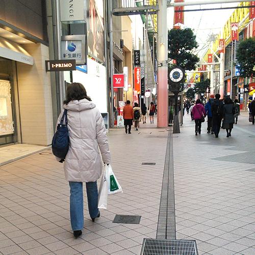 商店街・街頭