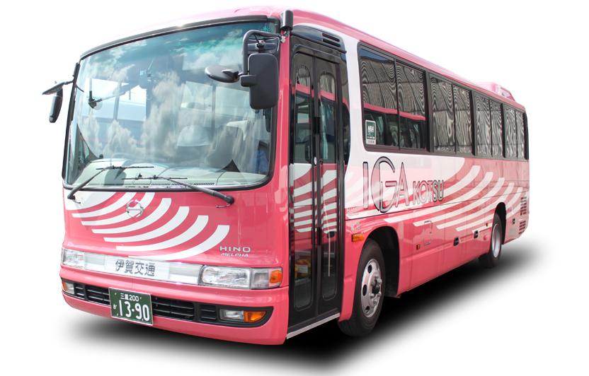中型送迎バス42名乗り