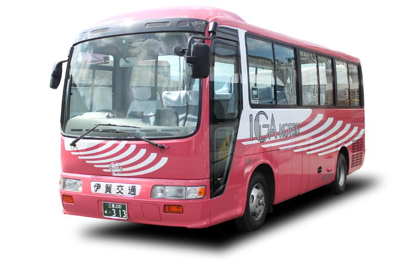 小型送迎バス